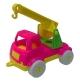 Кран. Машинка мини для девочек